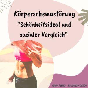 Körperschemastörung Essstörung Magersucht
