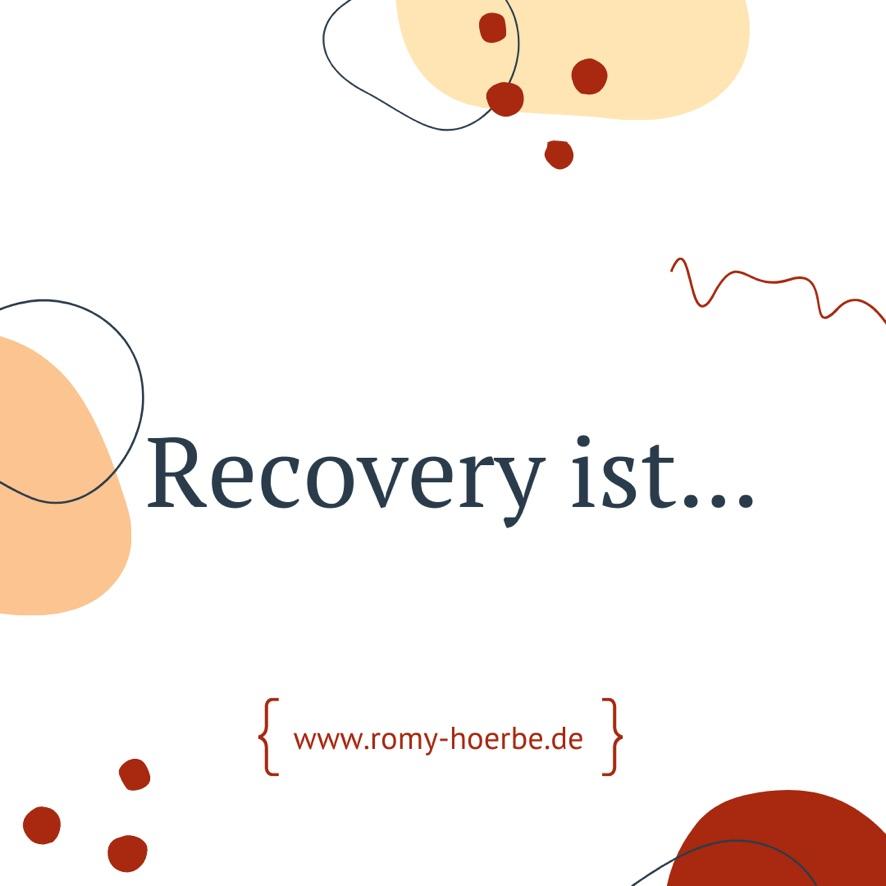 Essstörung Recovery